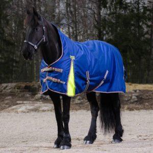 regntäcke ponny